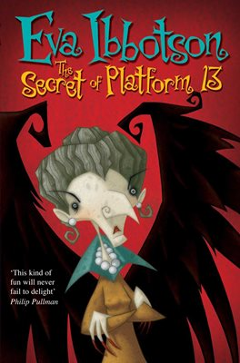 Book cover for The Secret of Platform 13